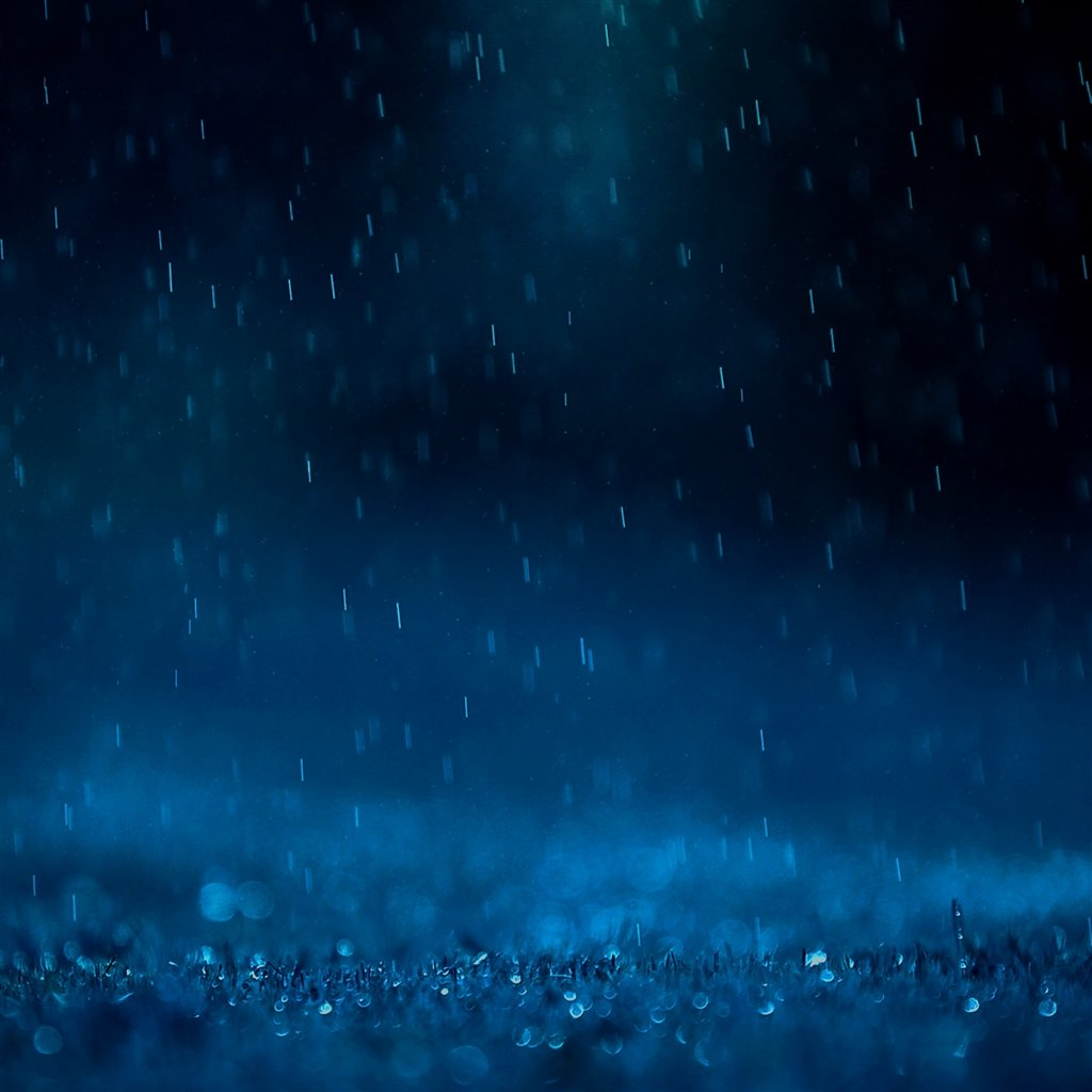 Rain iPad Air Wallpaper Download iPhone Wallpapers iPad wallpapers 1024x1024