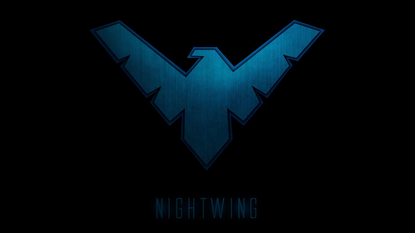 Nightwing Logo 1600x900
