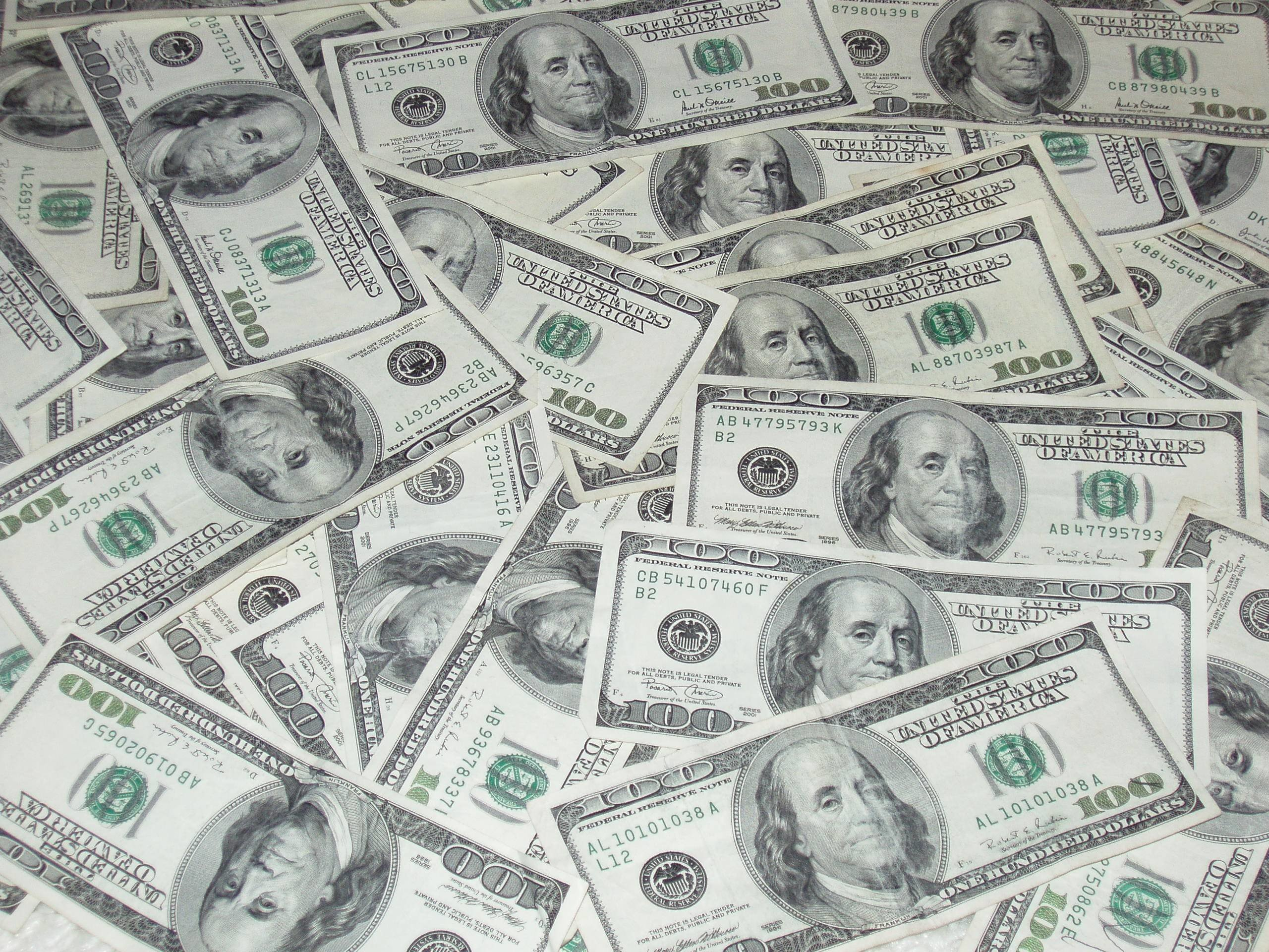 Money 100 Dollar Wallpaper 62 images 2560x1920