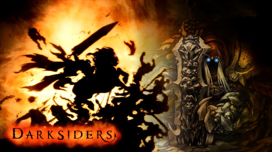 Darksiders wallpaper by fearmaker782 900x506