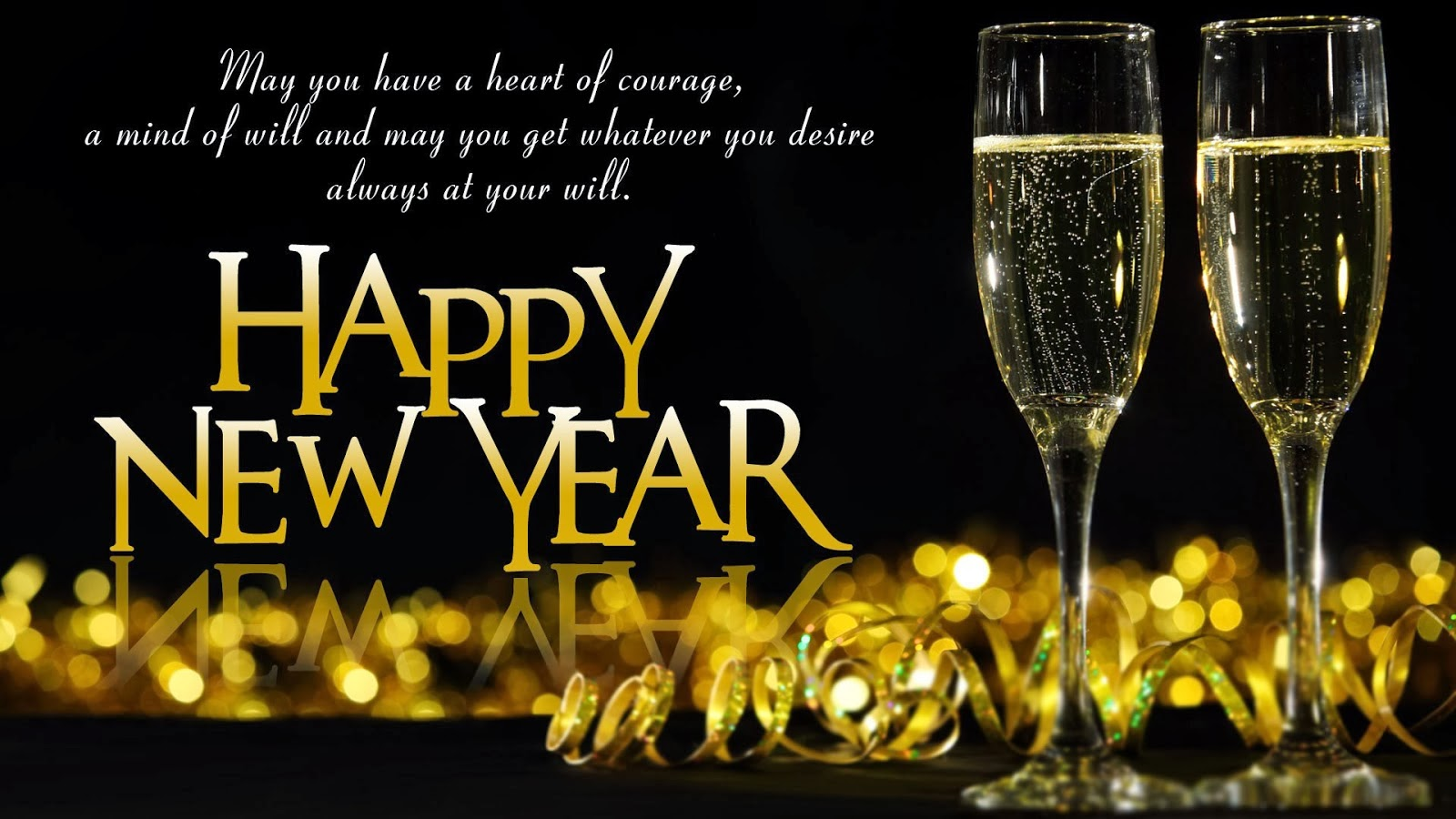 Cool New Year 2015 Quotes HD Images 1600x900
