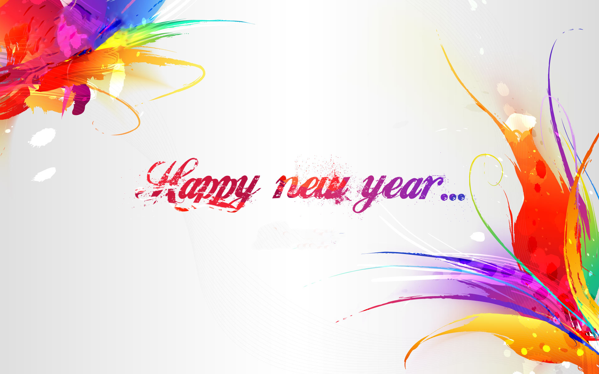 2016 happy New Year background   wallpapers images 1920x1200