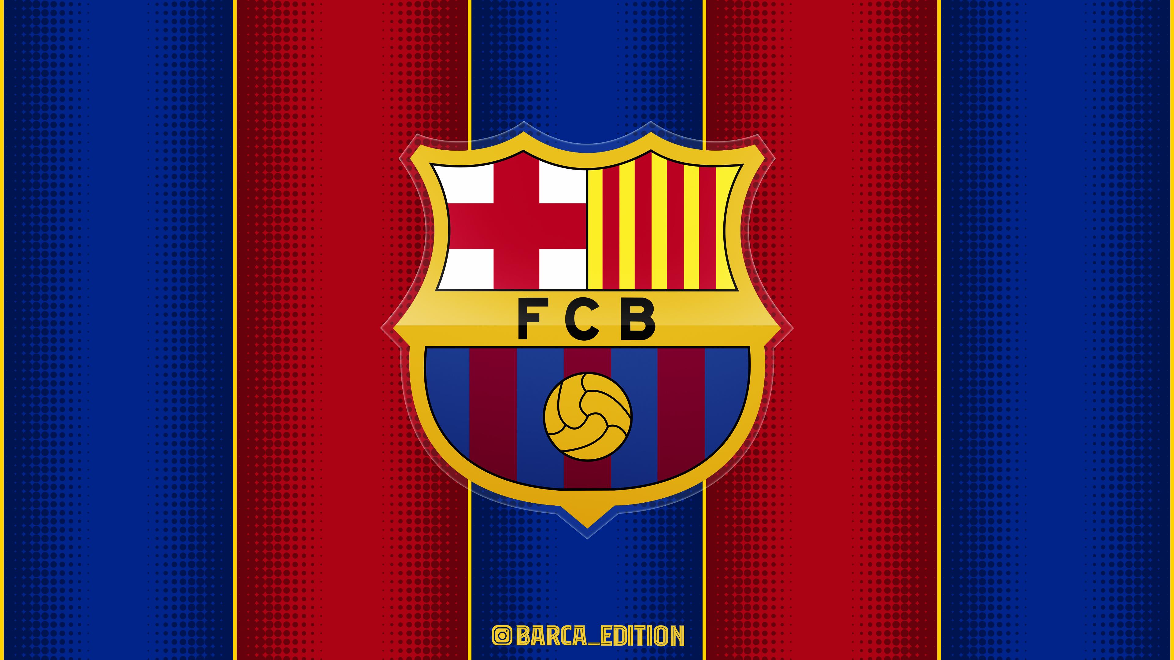 FC Barcelona 2021 WALLPAPER 4K by SelvedinFCB 3840x2160