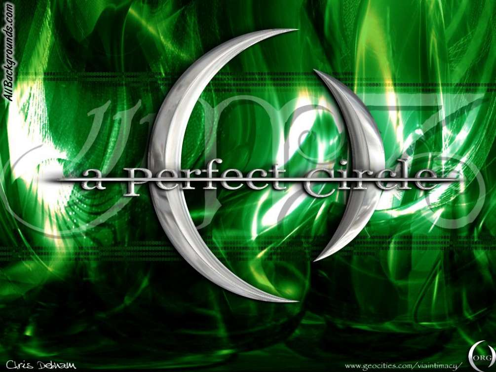 If you need A Perfect Circle background for TWITTER 1005x754