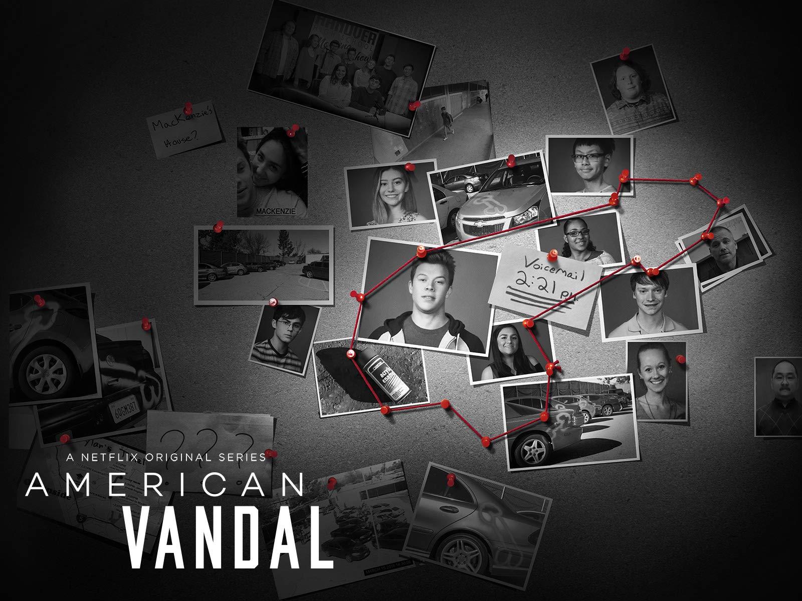 Amazoncom Watch American Vandal Season 1 Prime Video 1600x1200
