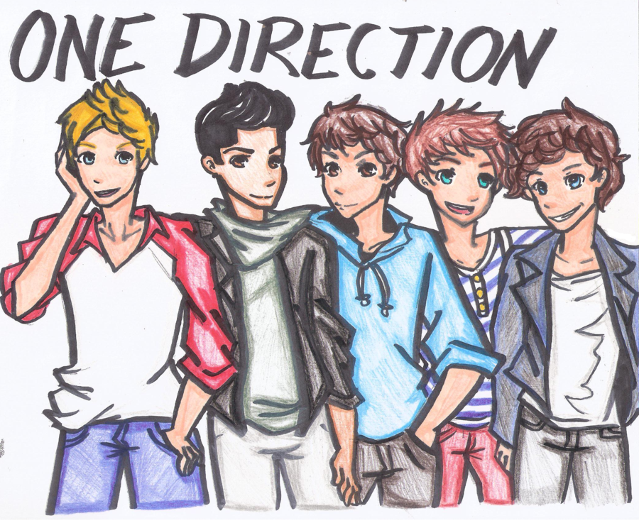 One Direction Cartoon High Quality WallpapersWallpaper DesktopHigh 900x737