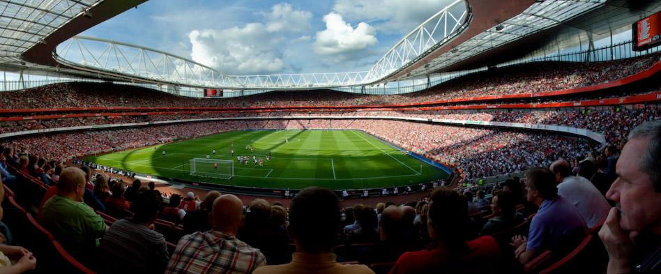 Arsenal Wallpaper Emirates Stadium Arsenal Stadium Emirates 948x393