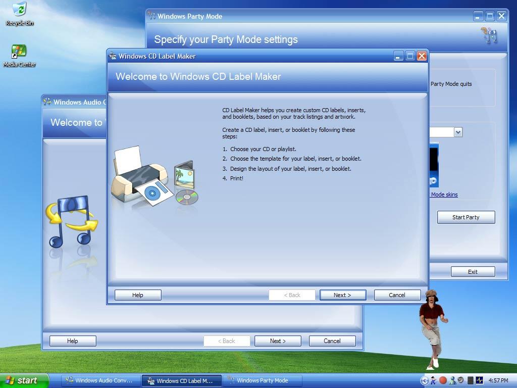 windows xp custom editions