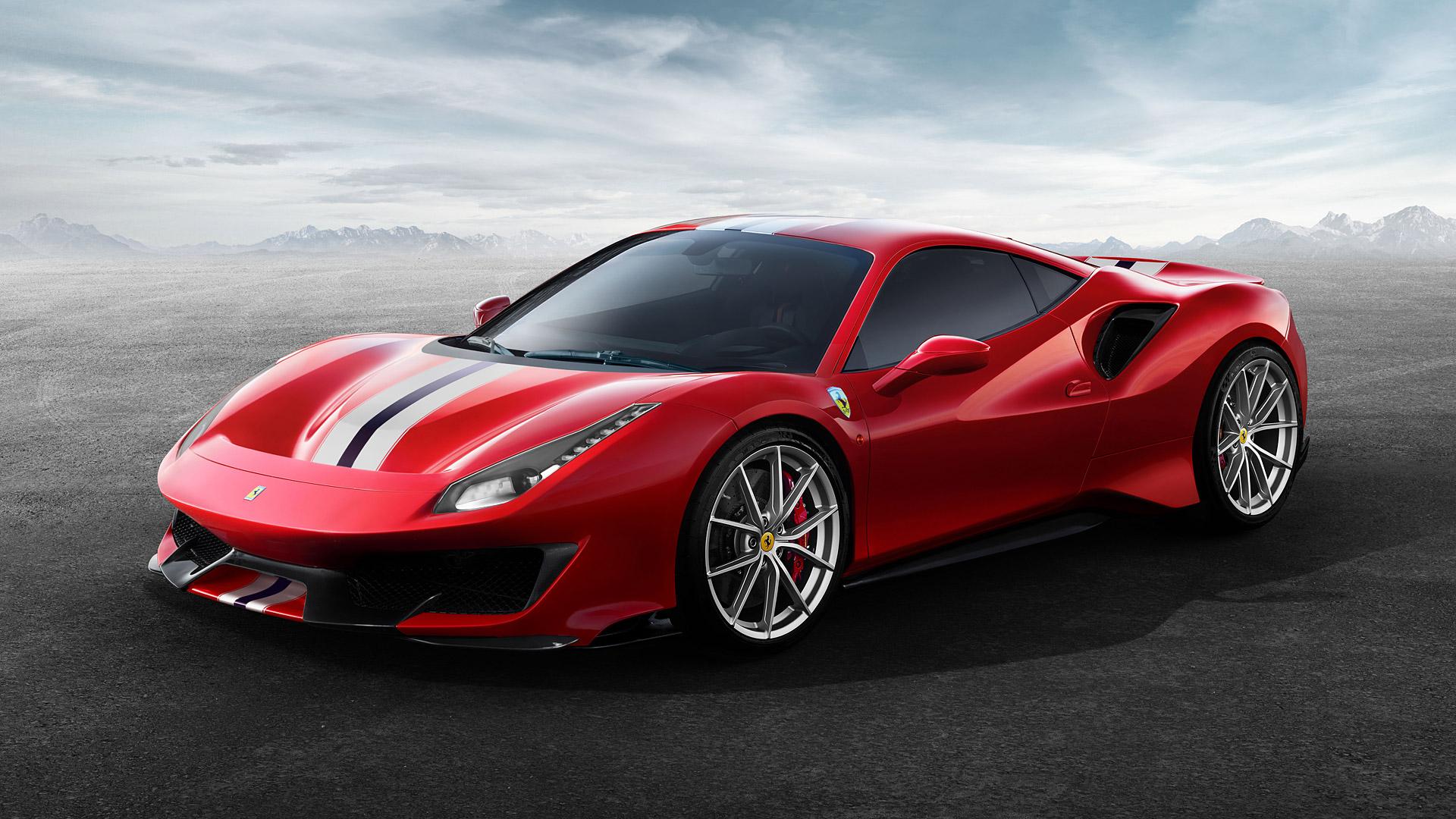2019 Ferrari 488 Pista Wallpapers HD Images   WSupercars 1920x1080