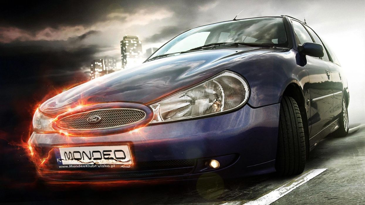 Cars Ford Polish vehicles Ford Mondeo wallpaper 1920x1080 1244x700