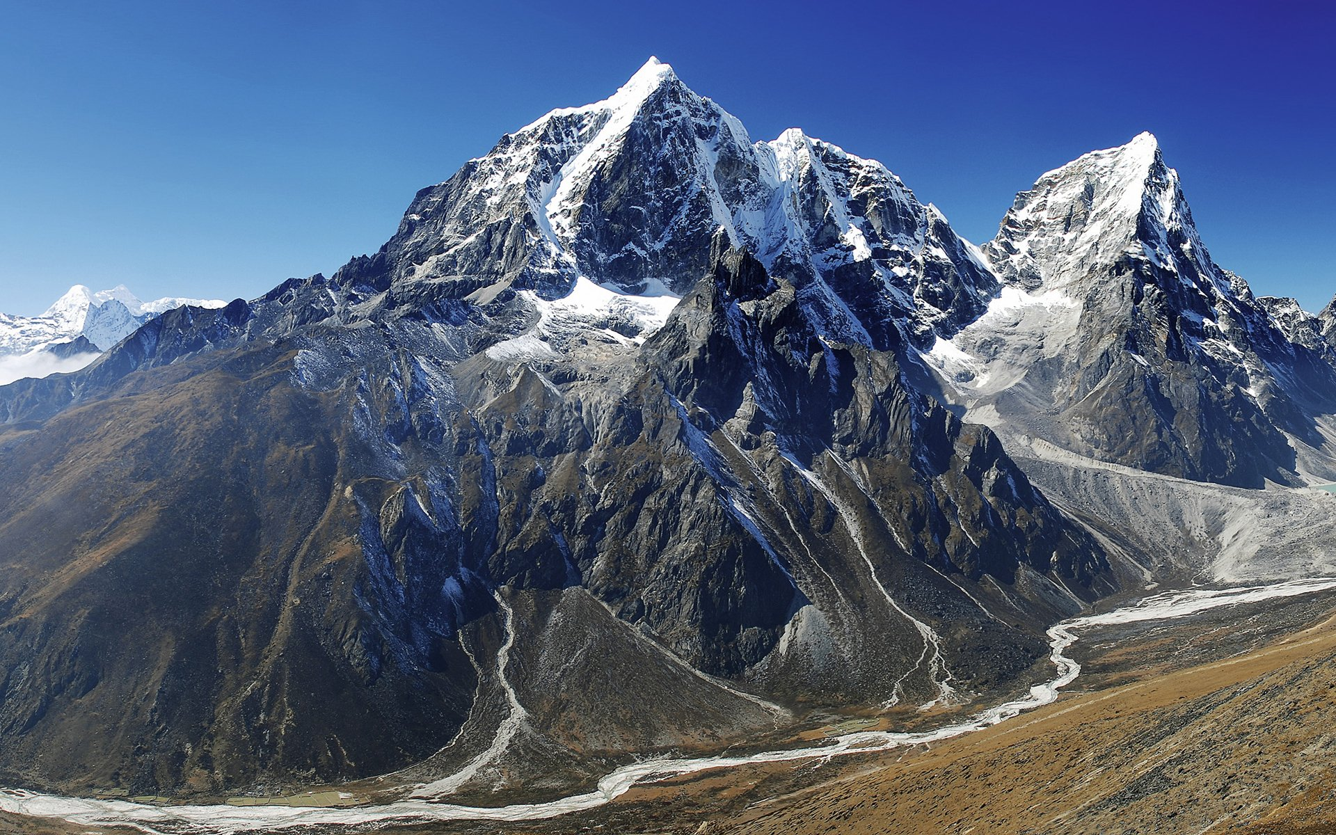 39+] Mount Everest HD Wallpaper on WallpaperSafari