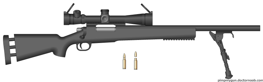 Displaying 16 Gallery Images For M24 Sniper Rifle 859x267