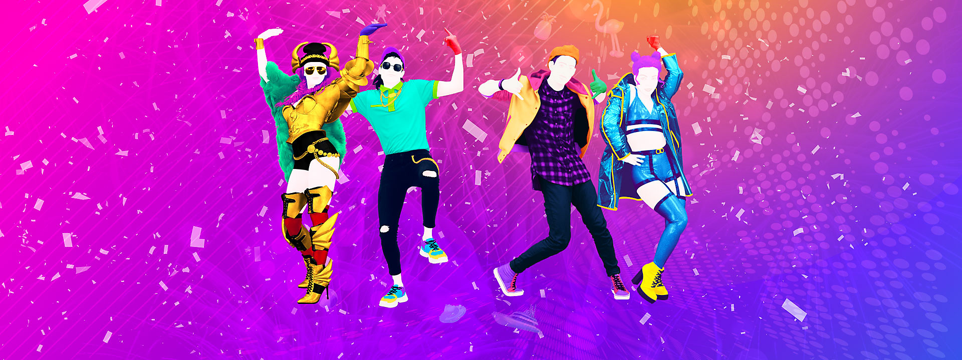 Just Dance 2020 Xbox One Gallery Wallpapers 1920x720