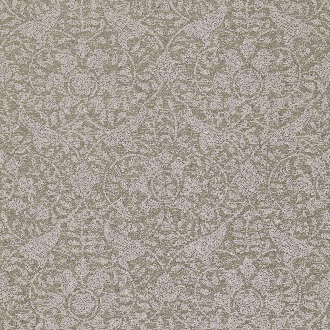 Home Wallpapers Harlequin Lalika Wallpapers Azita Wallpaper   Silver 1386x1386