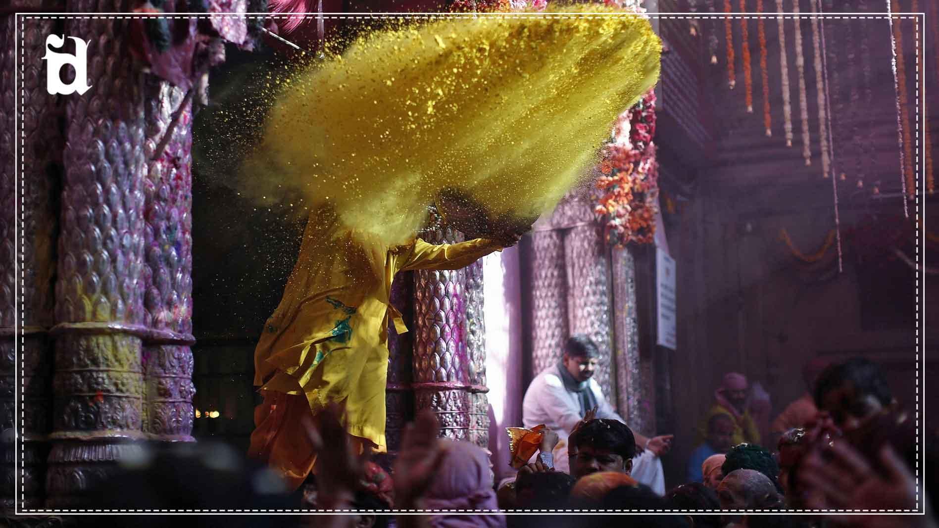 Holi Festival HD Wallpaper FestDays 1897x1067