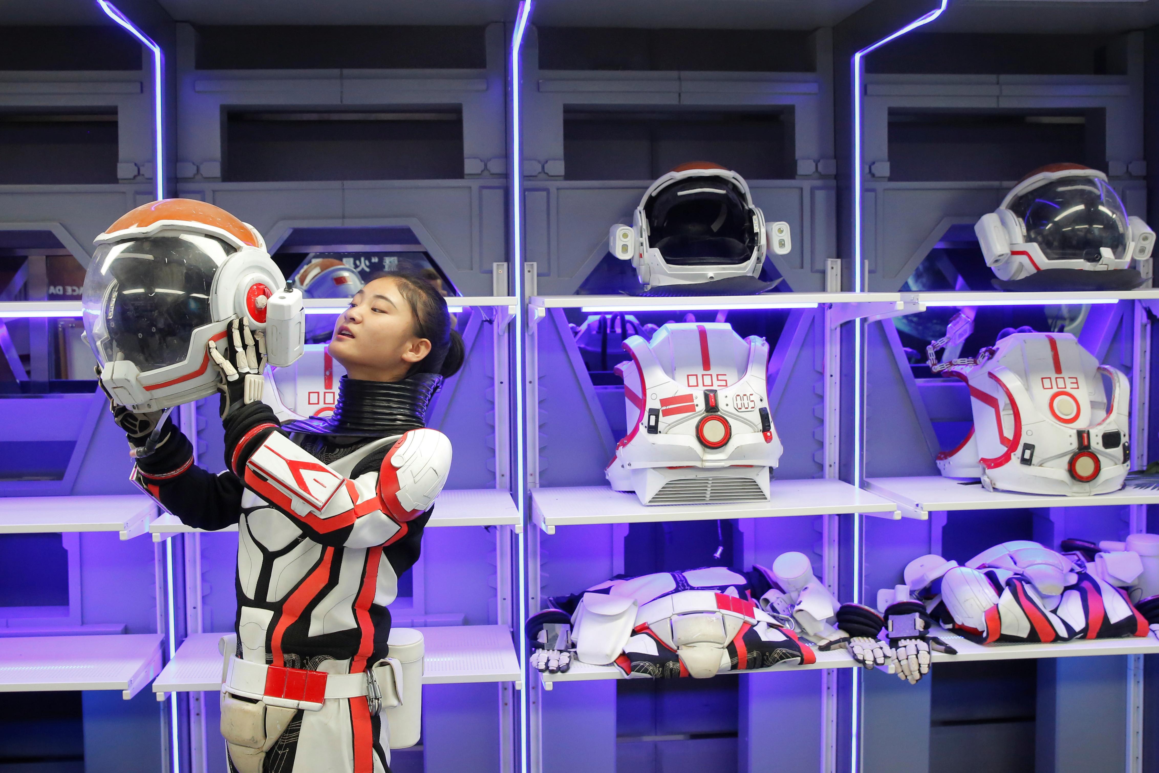 Chinas fake Mars base camp lets visitors explore Star Wars style 4528x3019
