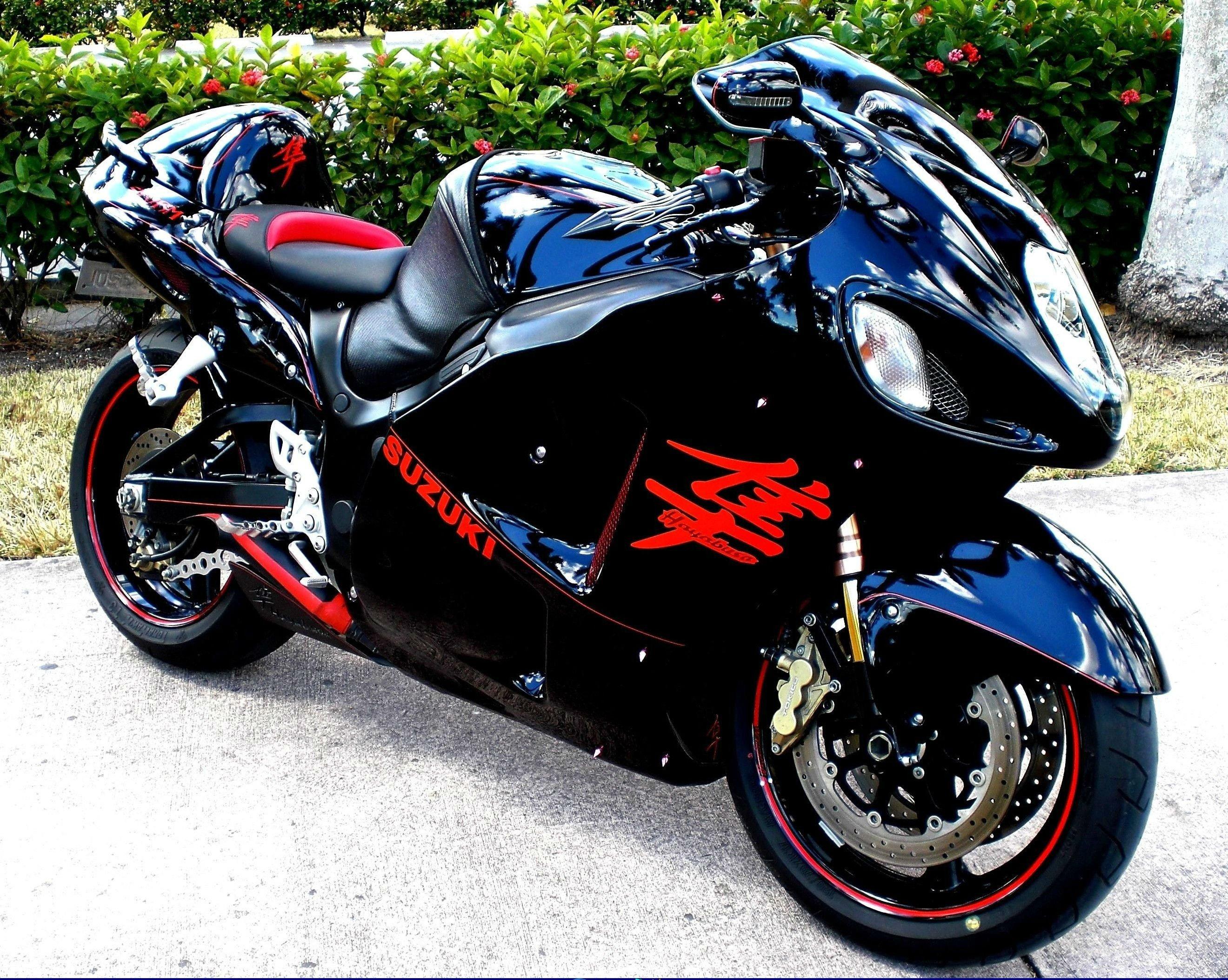 HAYABUSA Suzuki gsx1300r superbike bike motorbike 2640x2107