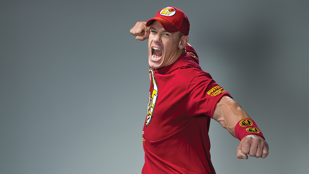 How John Cena is Going Hollywood to Attract New Fans to WWE Variety 1000x563