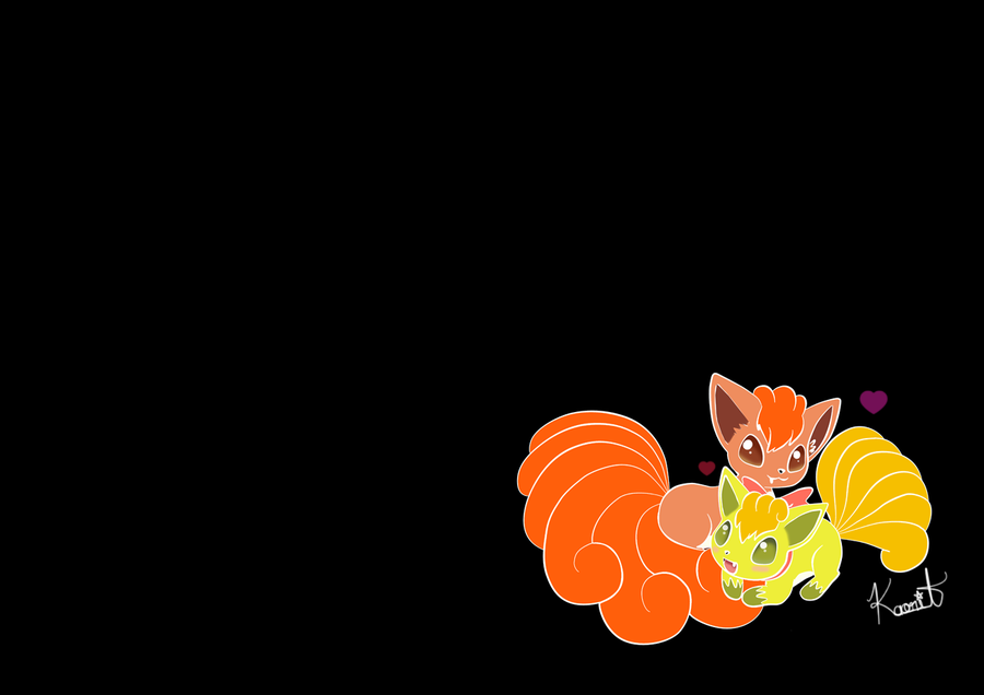 Vulpix Wallpaper - WallpaperSafari Vulpix Wallpaper