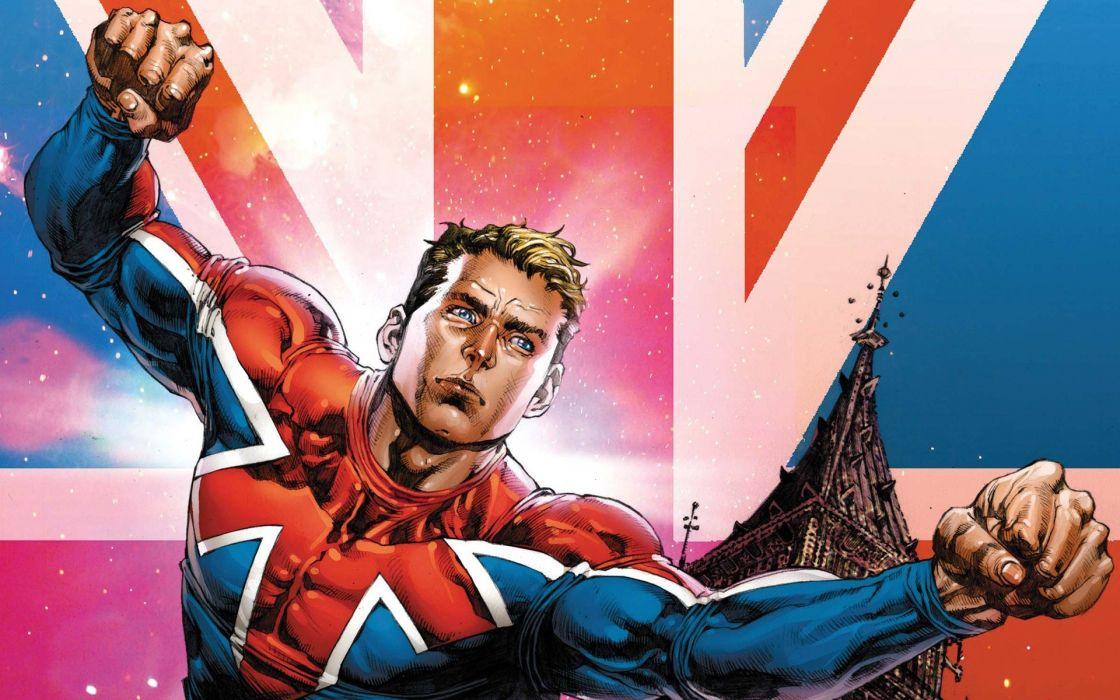 CAPTAIN BRITAIN superhero marvel wallpaper 1920x1200 555226 1120x700