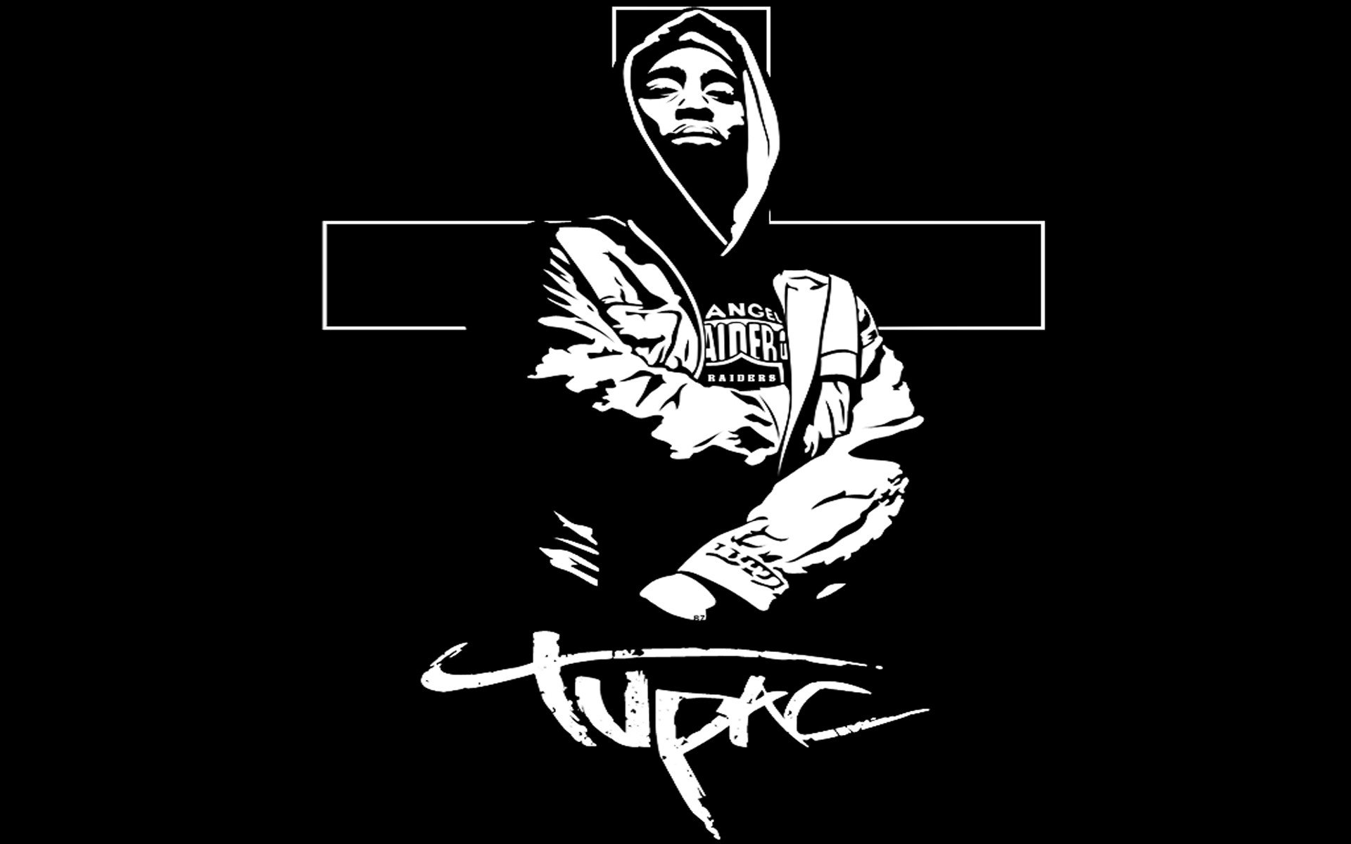 Hip Hop 2pac singers Tupac Shakur rapper artist wallpaper background 1920x1200