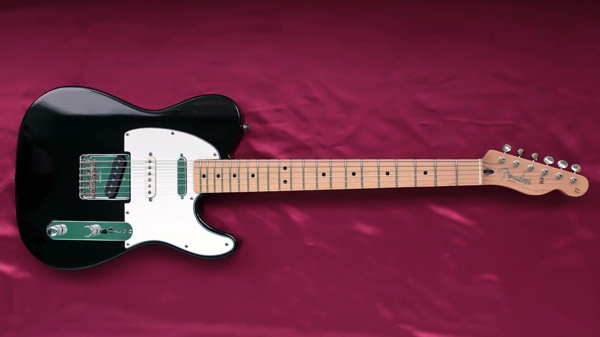 Fender guitars telecaster wallpaper 64571 1920x1080