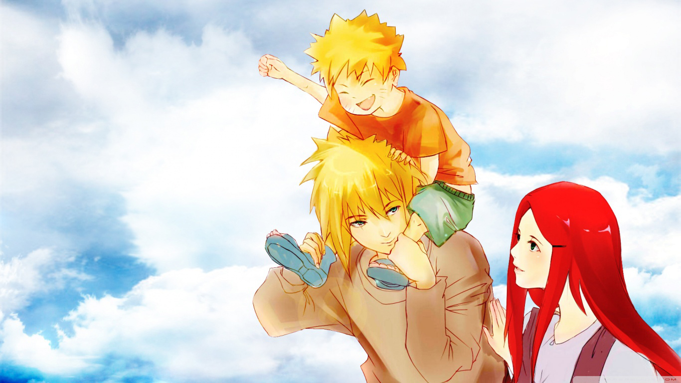 Naruto family HD PC Wallpaper Full HD Wallpapers Points 1366x768