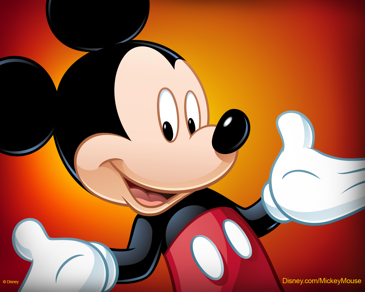 Mickey Mouse   Disney Cartoons Wallpaper Picture 1280x1024