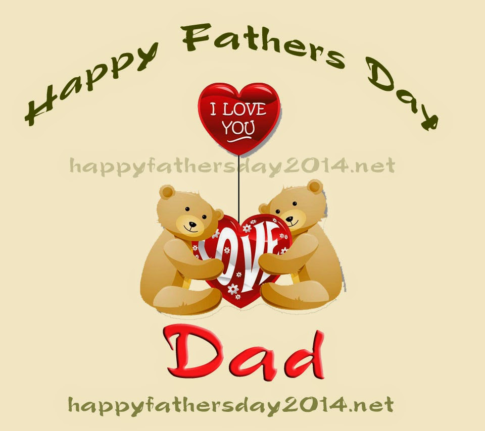 Cute i love u dad pictures and wallpaper We Love You Dad Quotes 960x854