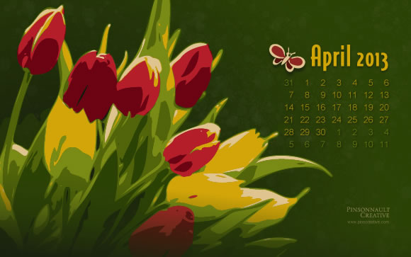 April Calendar Screensaver : April screensavers and wallpaper wallpapersafari
