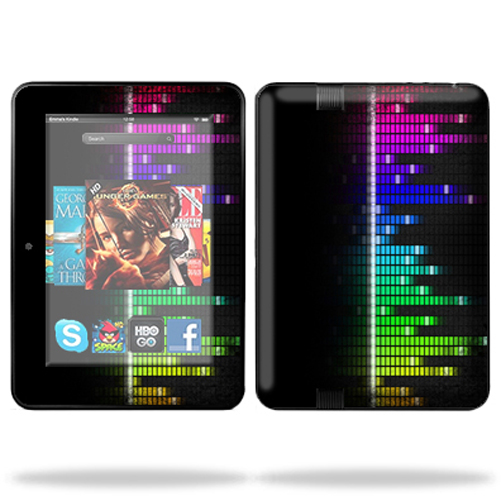 Skin Decal Wrap for Amazon Kindle Fire HD 7 Tablet Sticker Keep The 501x501