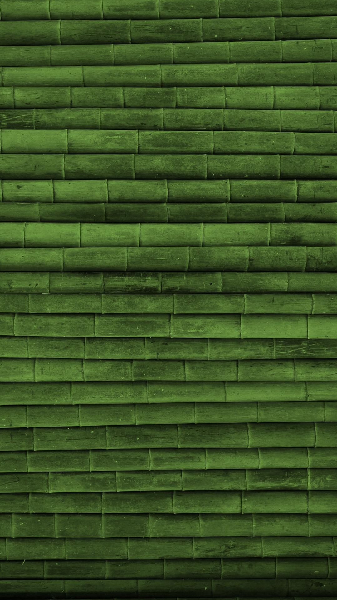 Green Bamboo Wood Texture iPhone 6 Plus HD Wallpaper iPod Wallpaper 1080x1920