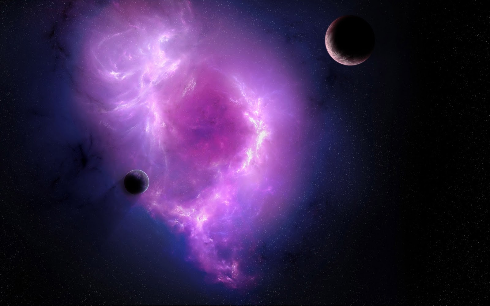 desktop space wallpapers 0c hd space wallpaper purple space nebulah 1600x1000
