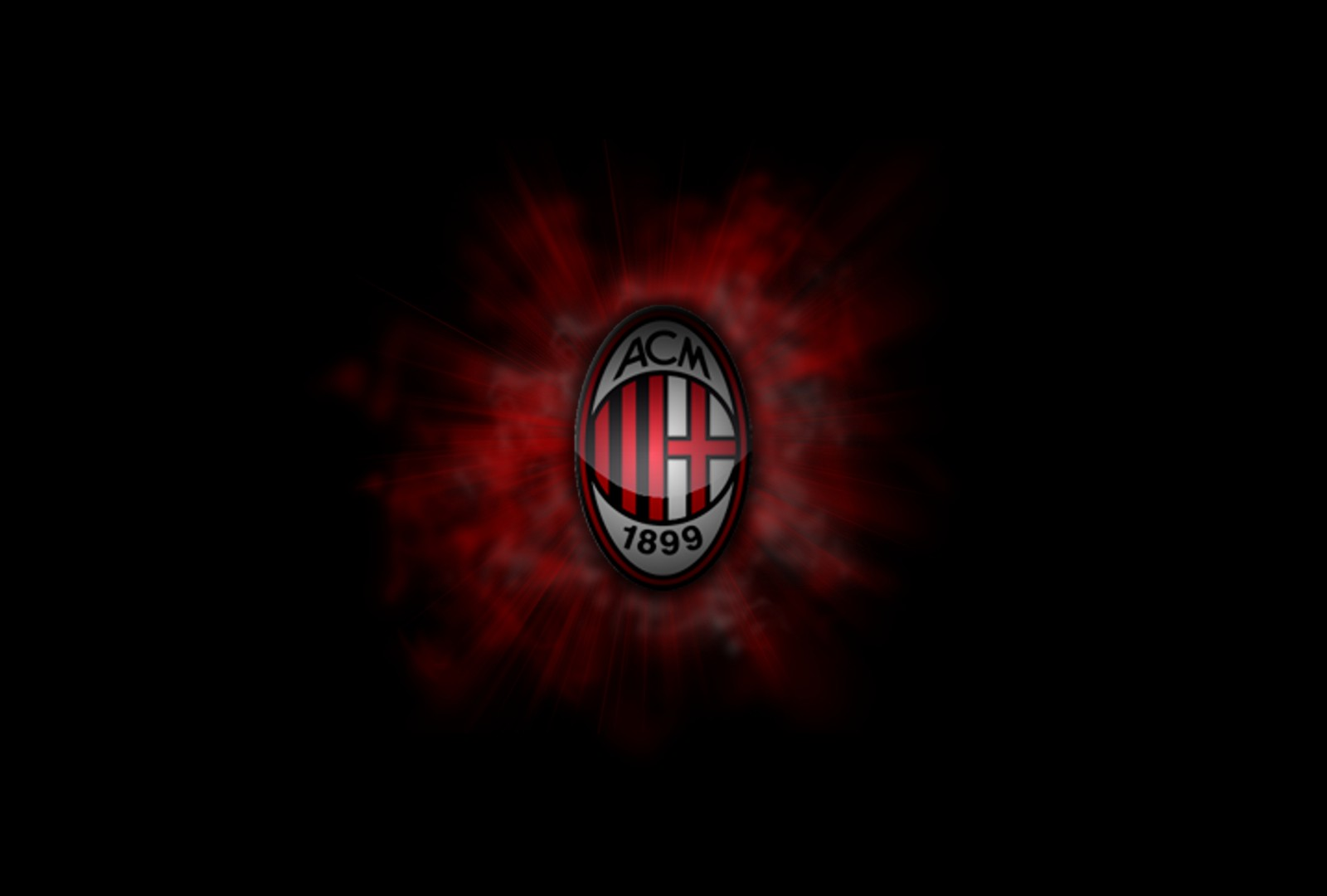 AC Milan Logo Designs HD Wallpapers Download Wallpapers in HD for 1600x1080