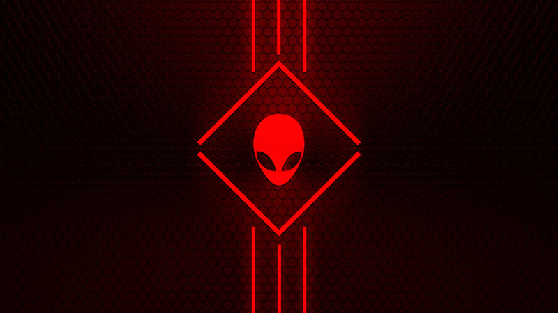 Alienware Wallpaper hd Red Alienware Wallpaper Red 2 by 800x450