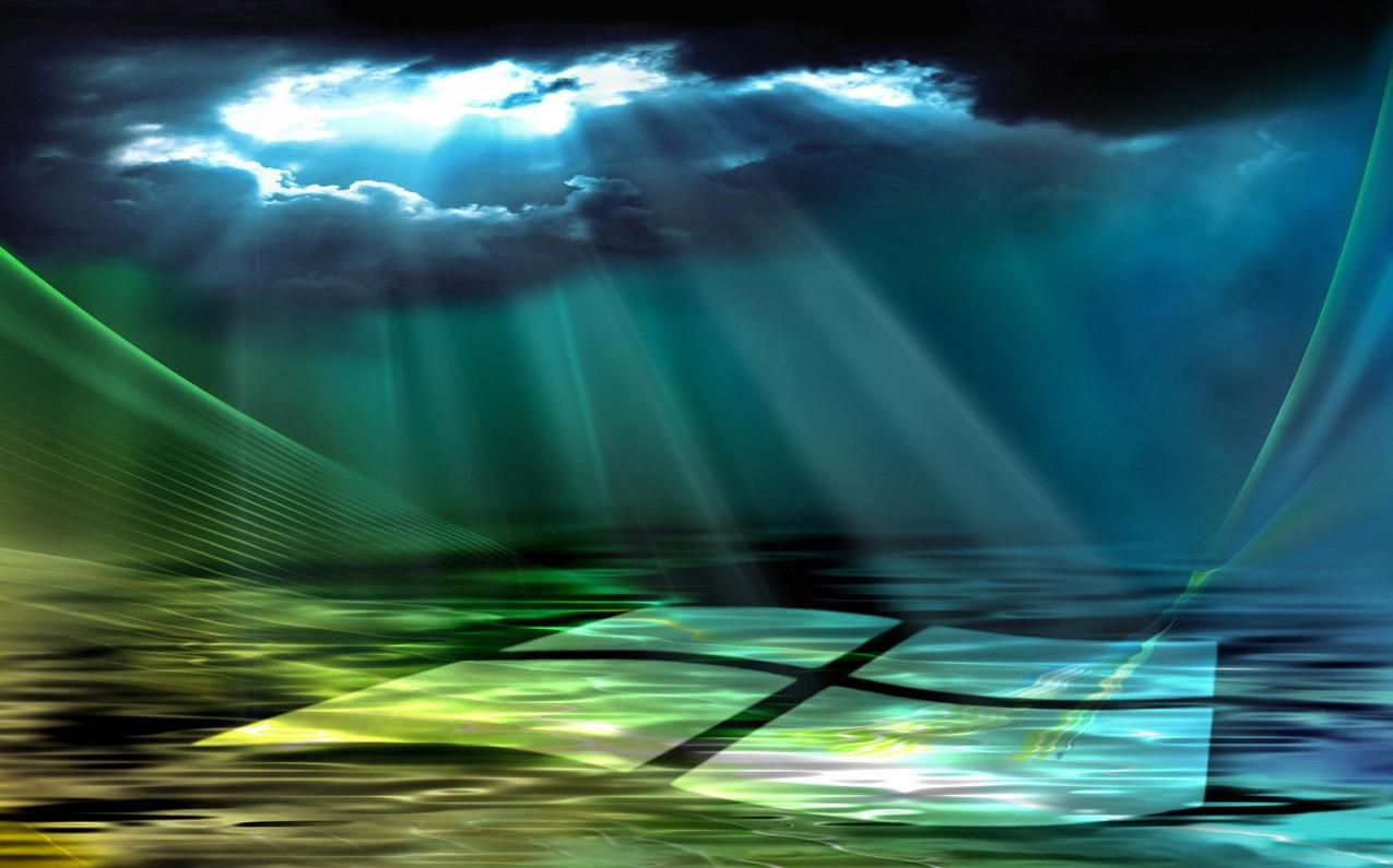 Windows vista backgrounds courtesy skylinefocus files wordpress com