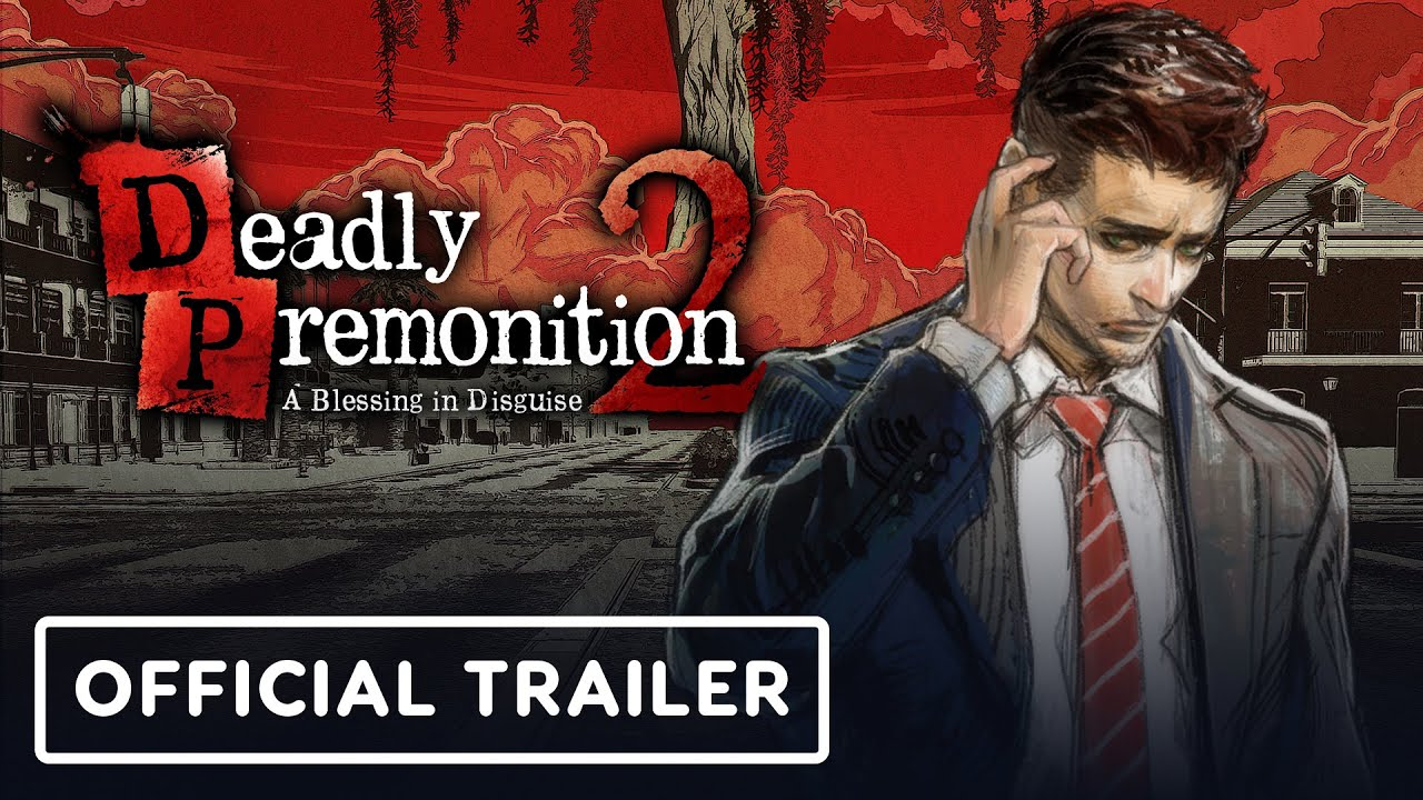 Deadly Premonition 2 A Blessing in Disguise   Release Date 1280x720