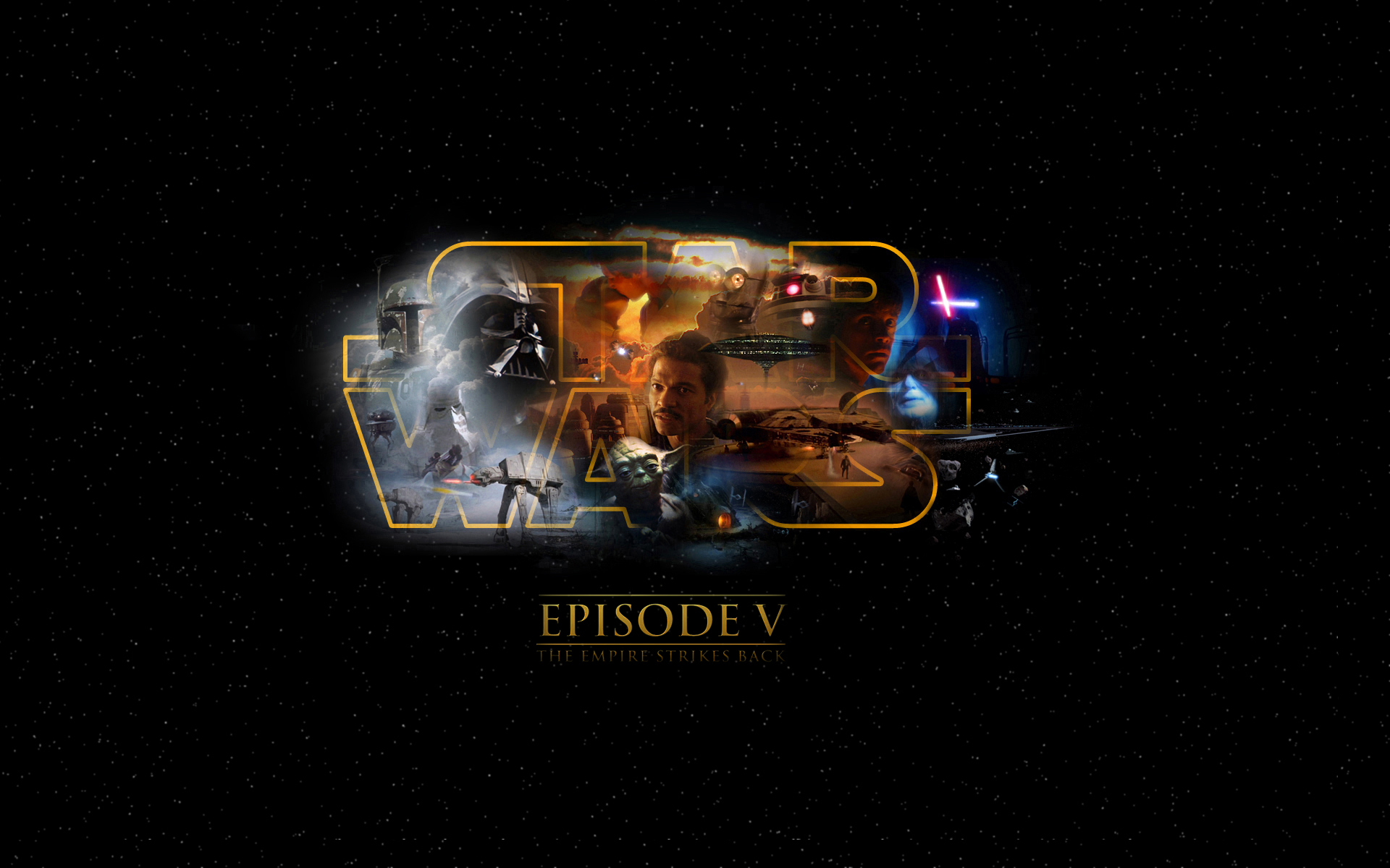 Free Download Empire Strikes Back Wallpaper 1920x1200 For Your