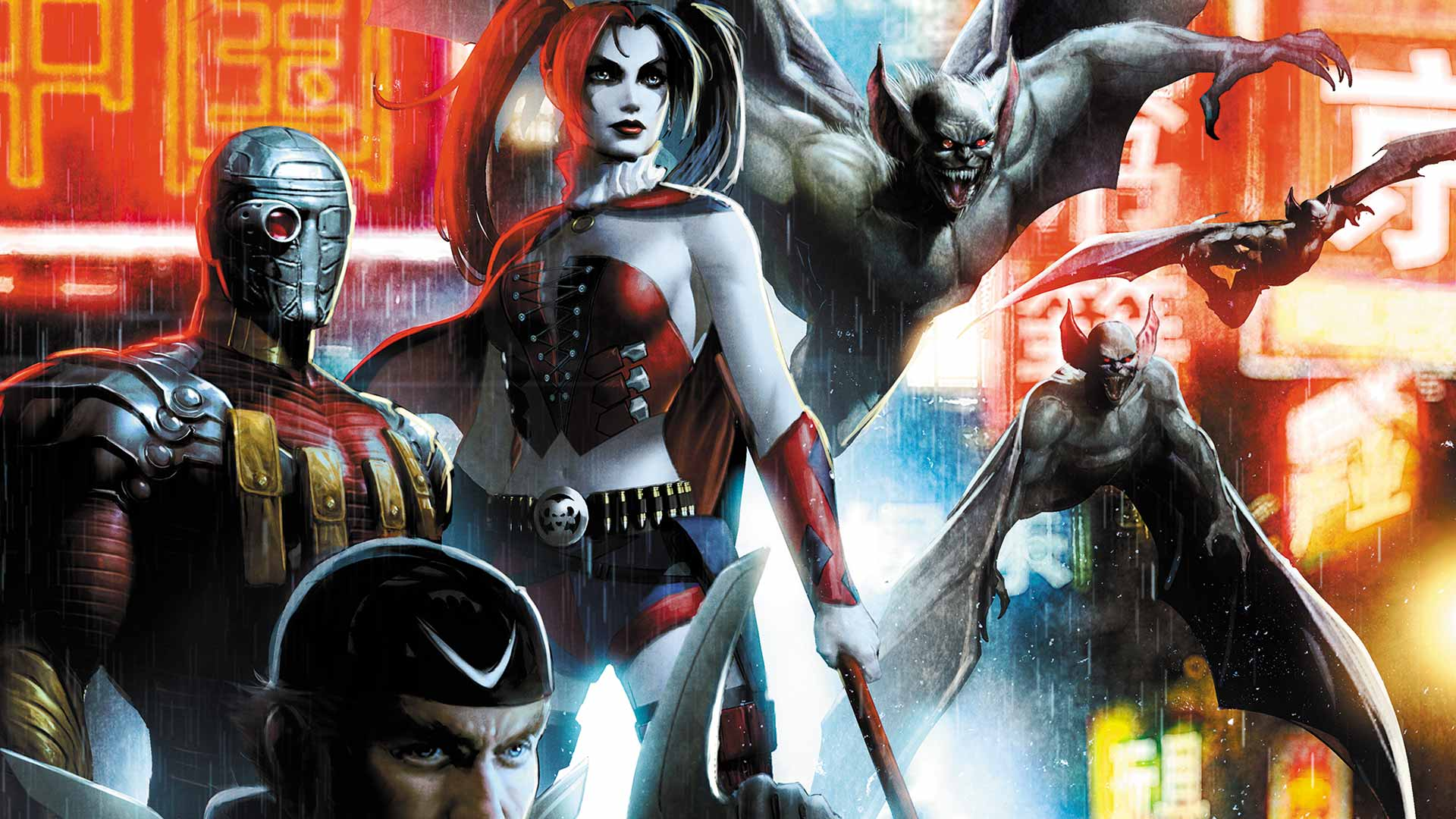 Suicide Squad Movie Wallpaper