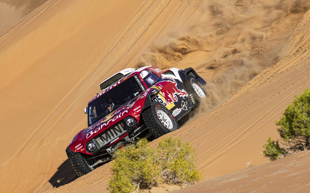 Dakar Rally 2020 Stage 11 daily report and results 1050x656