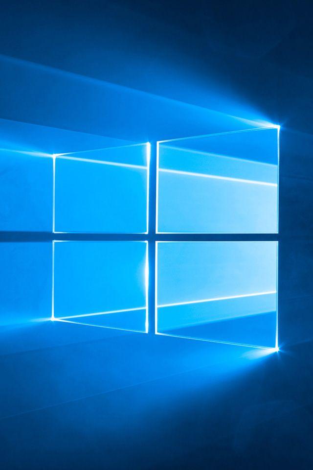 Windows 10 Wallpaper windows10 abstract iphone wallpaper 640x960