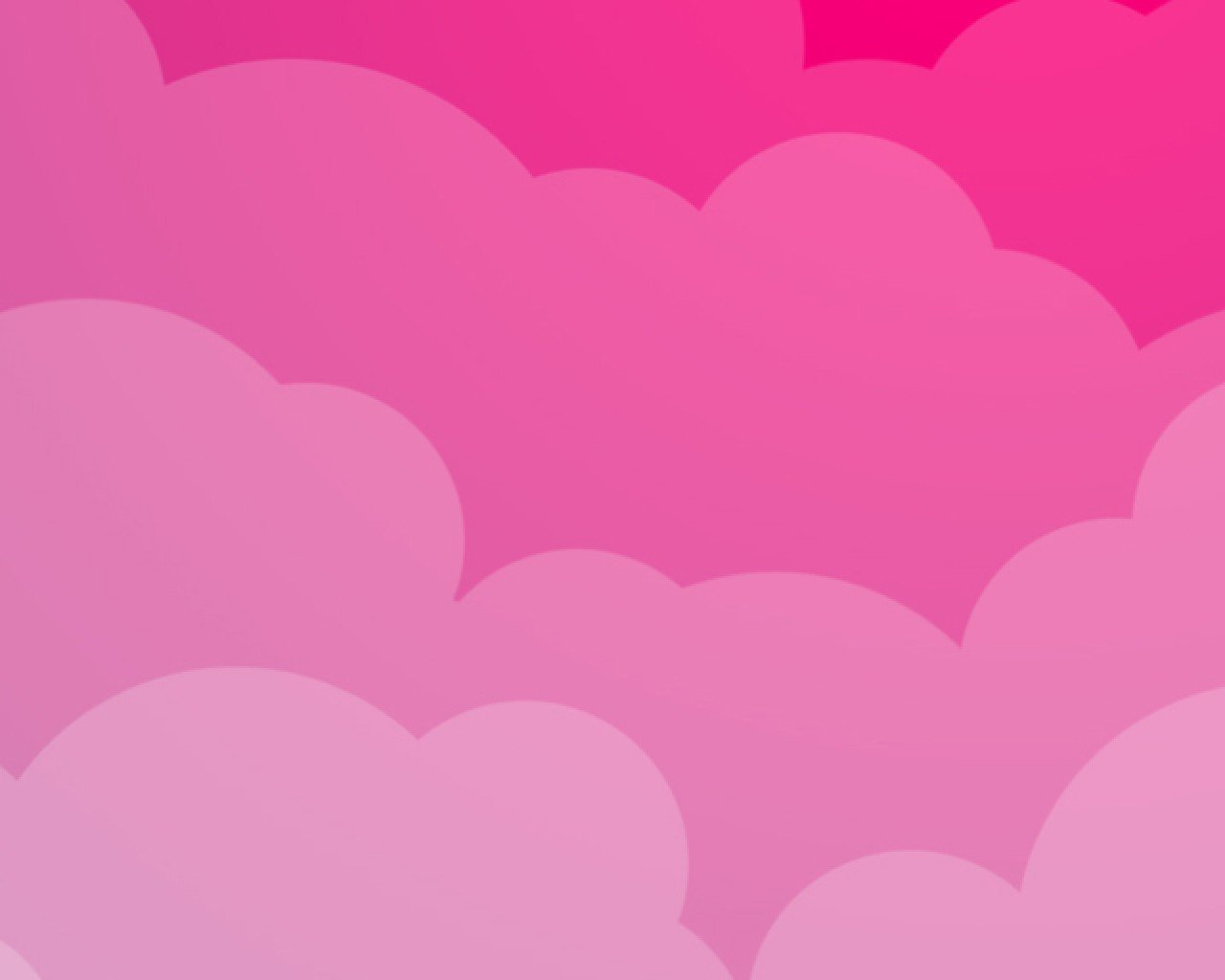 Cute Pink Wallpapers for iPhone 1280x1024