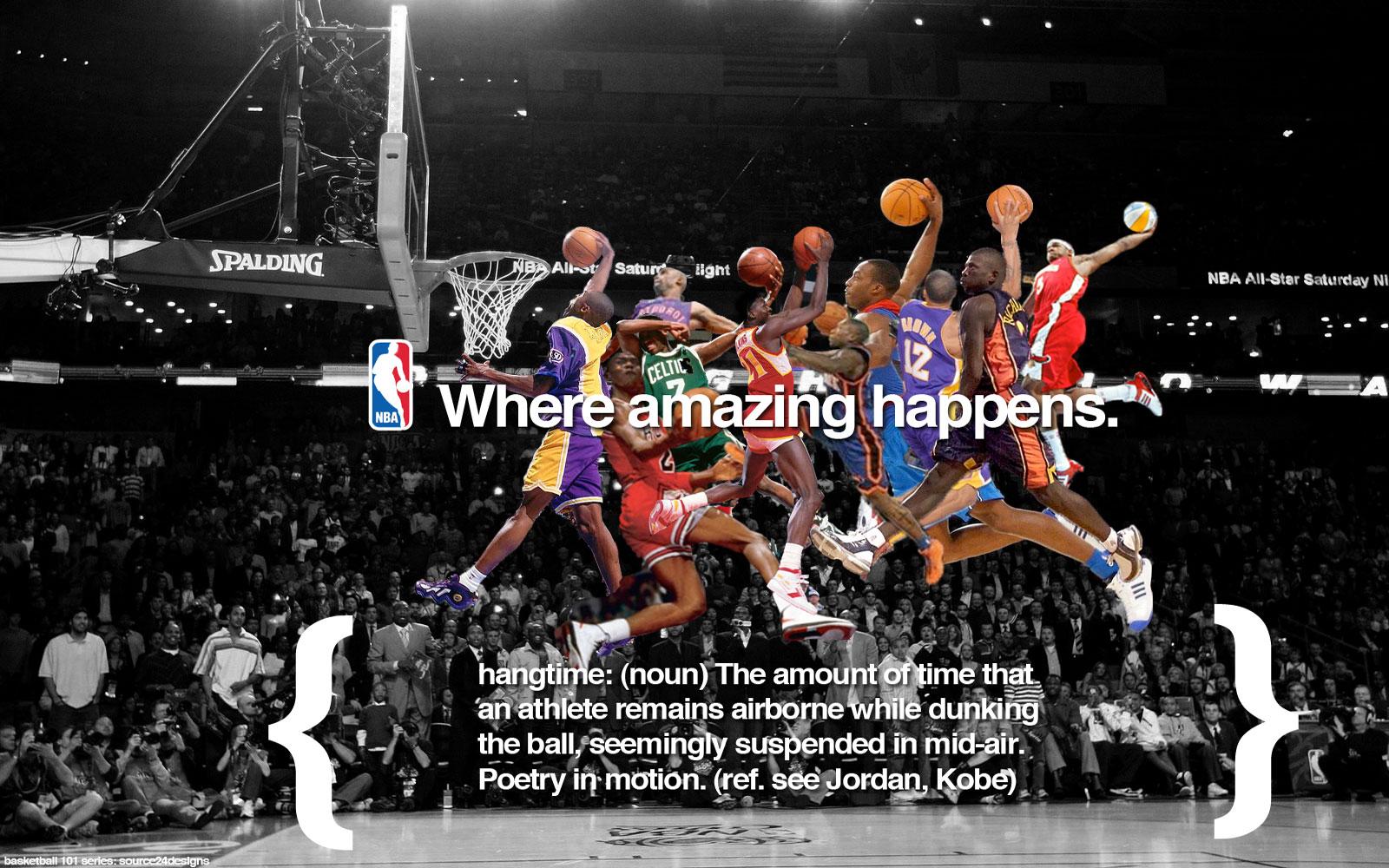 NBA Hang Time Wallpaper   NBA Team Wallpaper 1600x1000