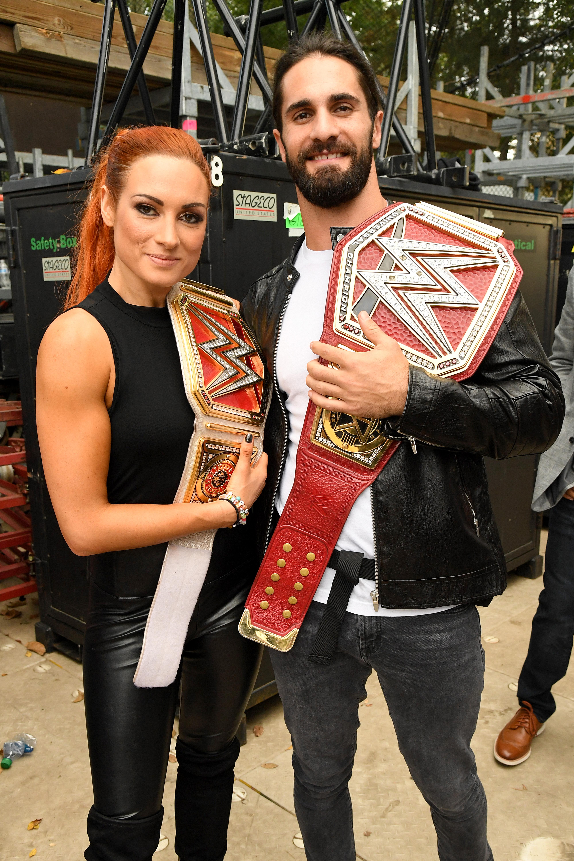 WWE News Seth Rollins REVEALS why he felt Becky Lynchs pregnancy 4000x6000
