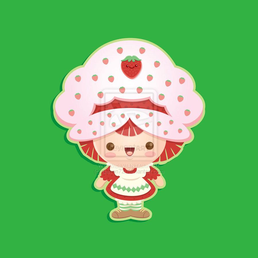 strawberry shortcake wallpaper wallpapersskin 900x900
