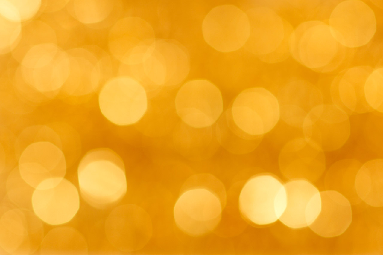 Blurry Dots Golden Wallpaper   Black and White Wallpapers HD 1280x853