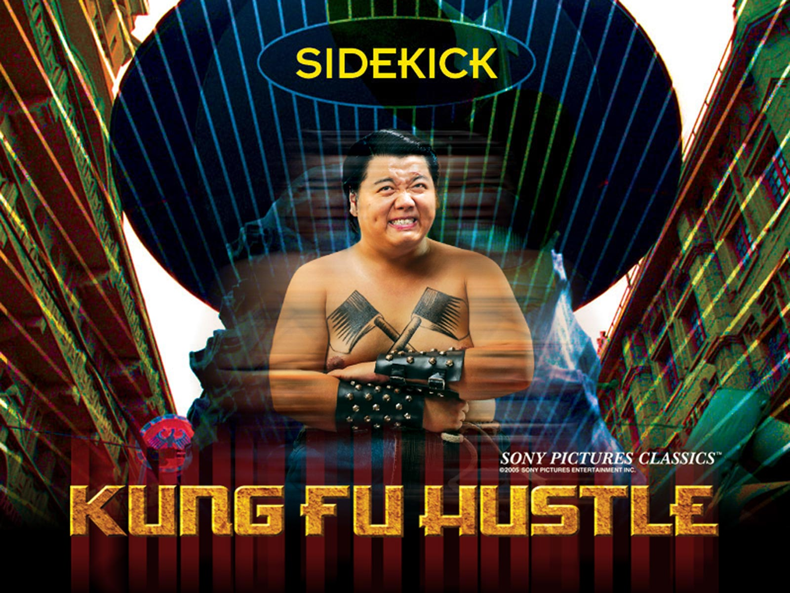 Kung Fu Hustle Desktop Wallpapers for HD Widescreen and Mobile 1600x1200