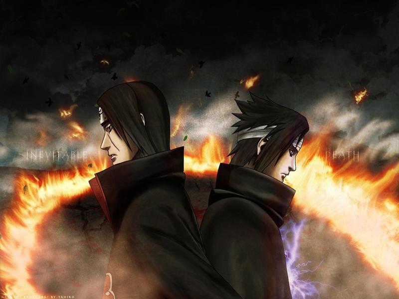Naruto Shippuuden images SASUKE VS ITACHI LAST BATTLE HD wallpaper and 800x600