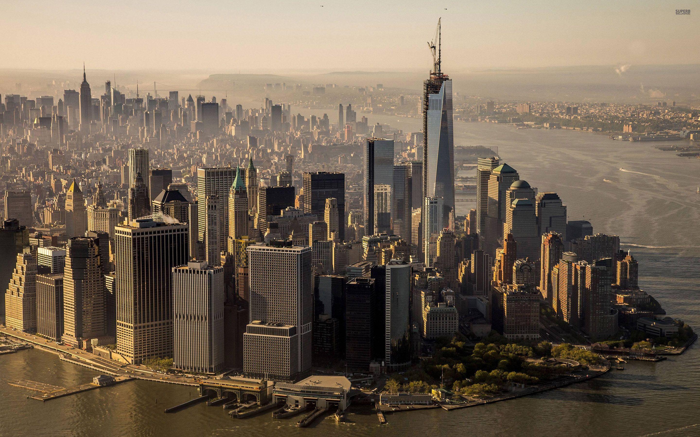 york city skyline day - photo #10