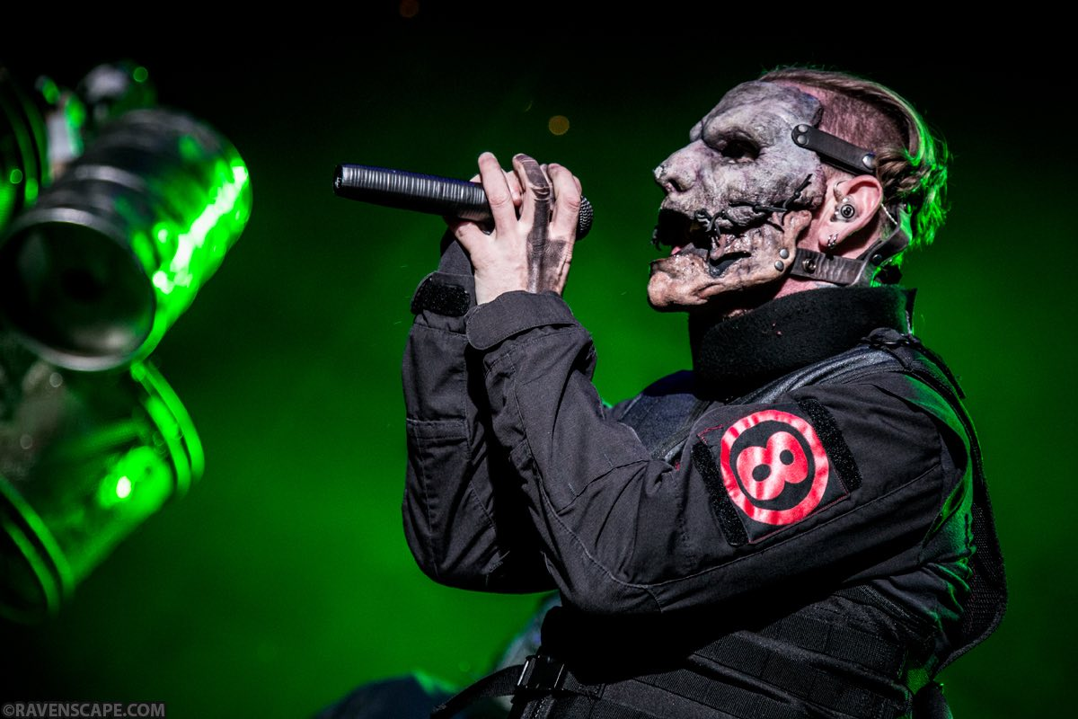 Unmasked: Corey Taylor Interview & Corey Taylor Mask in 2016